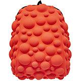 "Рюкзак ""Bubble Half"", цвет NEON оранжево-персиковый"