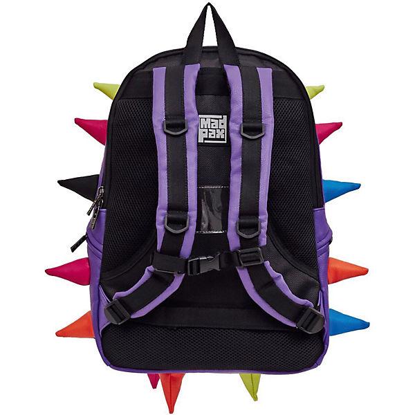 "Рюкзак ""Rex 2 Full "", цвет сиреневый мульти"