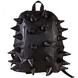 "Рюкзак ""Rex Half"" Heavy Metal Spike Black, цвет черный"