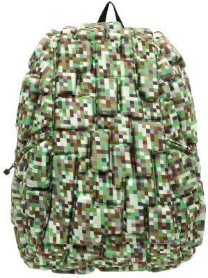 Рюкзак Blok Full Digital Green, цвет зеленый мульти