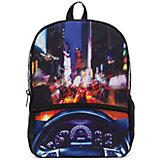 """Рюкзак """"NYC Crusin LED"""" со встроенными светодиодами, цвет мульти"""