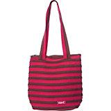 Сумка Premium Tote/Beach Bag, цвет розовый/коричневый