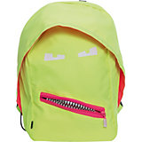 Рюкзак GRILLZ BACKPACKS, цвет лайм