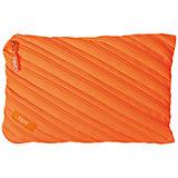 Пенал-сумочка NEON JUMBO POUCH, цвет оранжевый