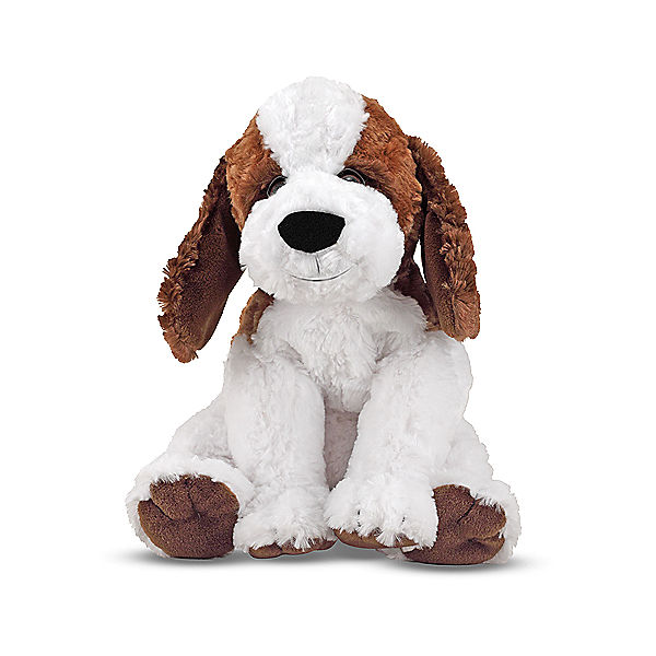 """Мягкая игрушка Melissa&Doug """"Сен Бернард"""", 37 см"""