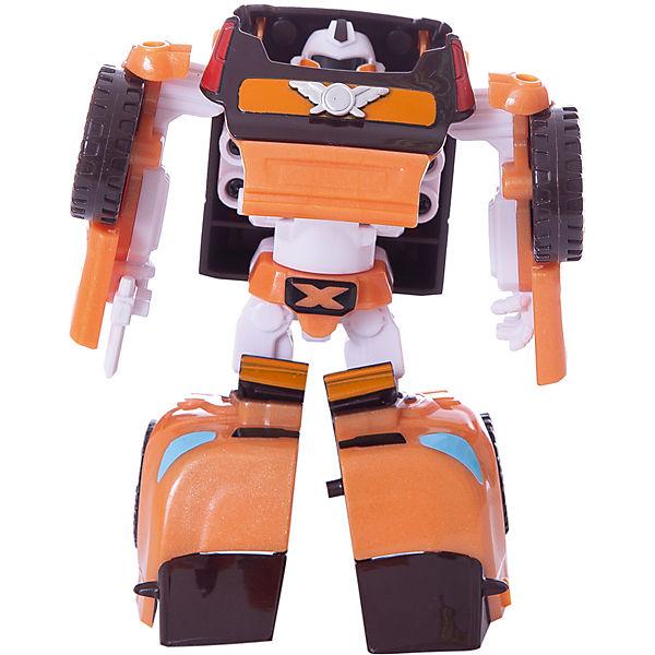 """Робот-трансформер Yuong toys """"Мини-Тобот"""", Приключения Х"""