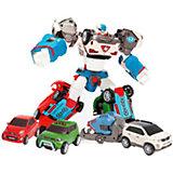"""Робот-трансформер Yuong toys """"Тобот"""", Дельтатрон"""