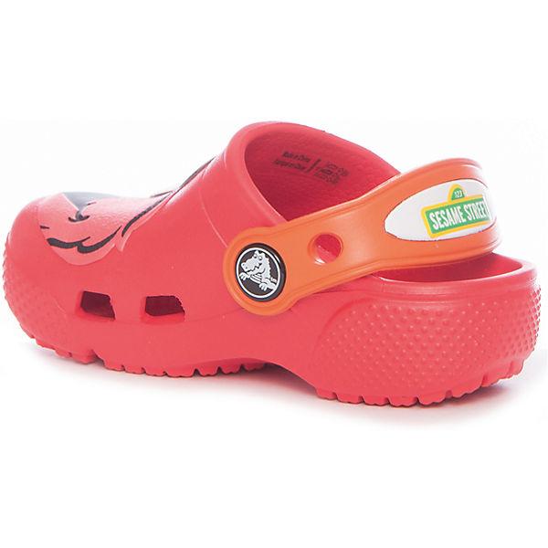Сабо CrocsFunLab Elmo Clog