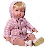 Кукла Vestida de Azul Марина-инфанта в розовом костюме для прогулки