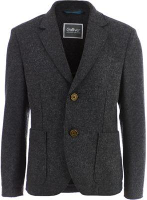 Пиджак Gulliver для мальчика - серый