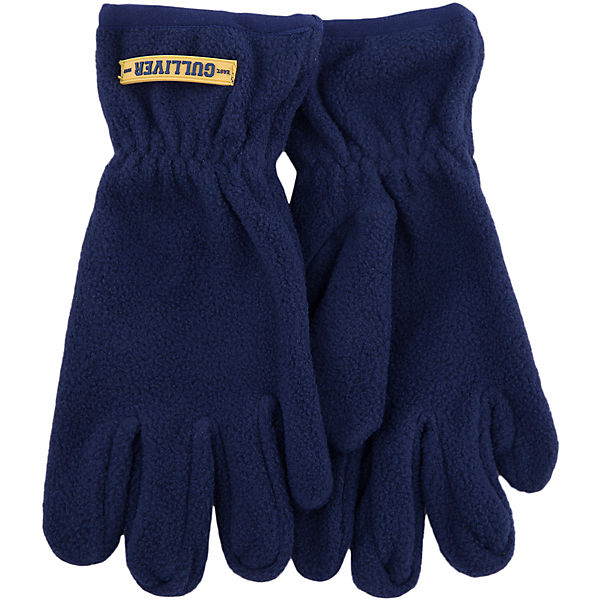 Флисовые перчатки Gulliver для мальчика