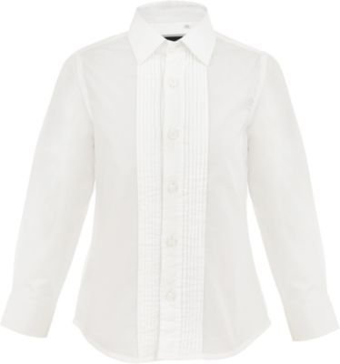 Рубашка Gulliver для мальчика - белый