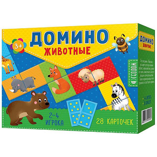 """Домино """"Животные"""" Издательство ГеоДом"""