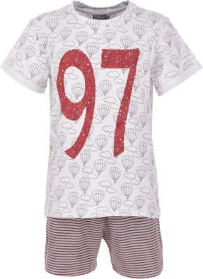 Пижама Gulliver для мальчика - белый