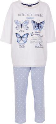 Пижама Gulliver для девочки - белый