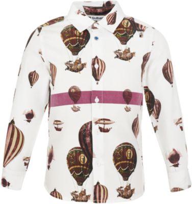 Сорочка Gulliver для мальчика - белый