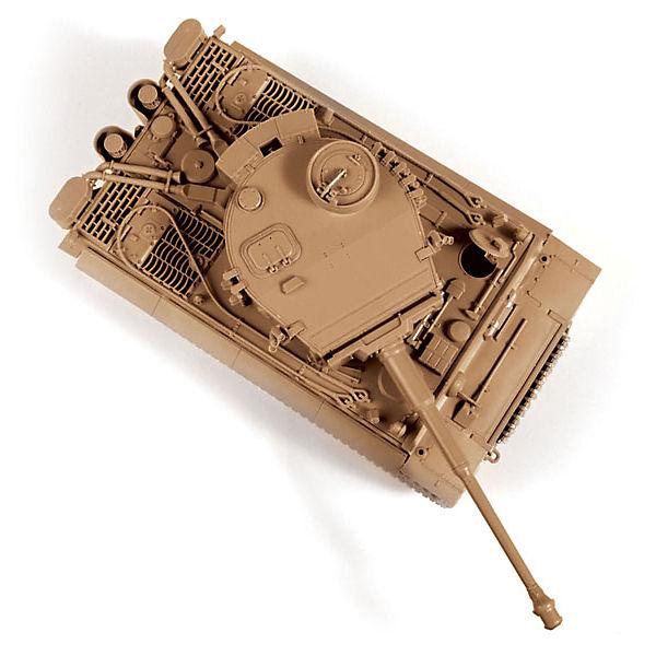 """Сборная модель Звезда """"Немецкий тяжелый танк Т-VI Тигр"""", 1:35 (подарочный набор)"""