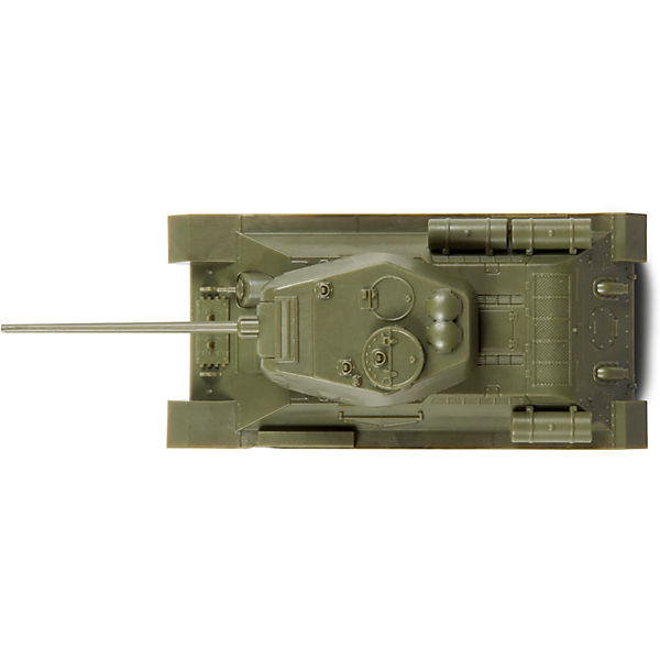 """Сборная модель Звезда """"Советский средний танк Т-34"""", 1:100 (сборка без клея)"""