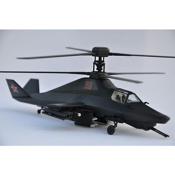"""Сборная модель Звезда """"Вертолет Ка-58. Черный призрак"""", 1:72"""