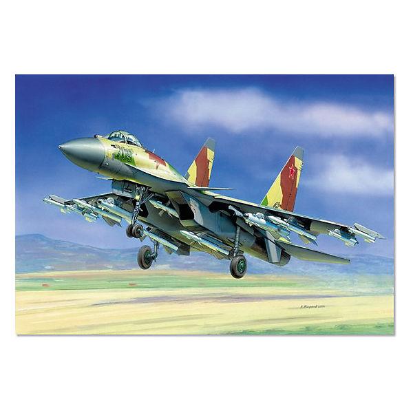 """Сборная модель Звезда """"Самолет Су-35"""", 1:72"""