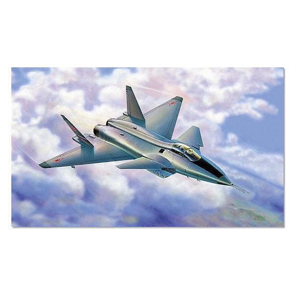 """Сборная модель Звезда """"Самолет Миг-1.44"""", 1:72 (подарочный набор)"""