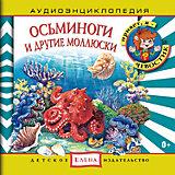 """Аудиоэнциклопедия """"Осьминоги и другие моллюски"""", CD"""