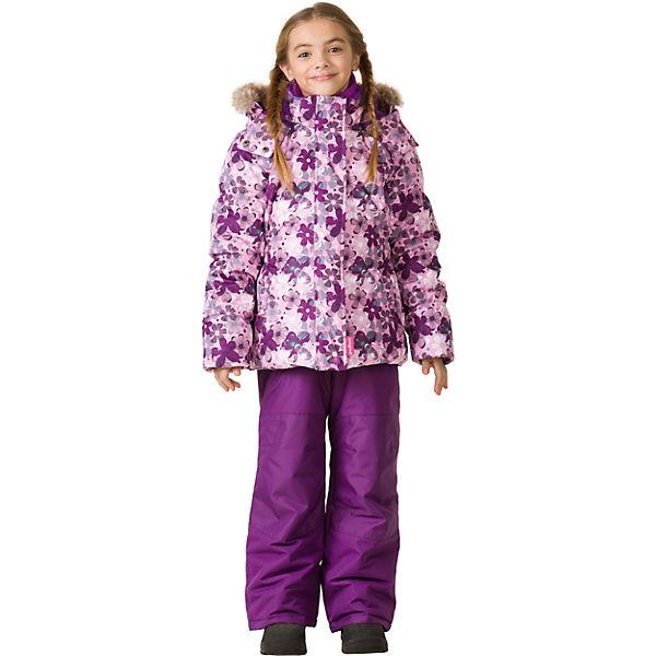 Комплект: куртка и брюки Premont для девочки