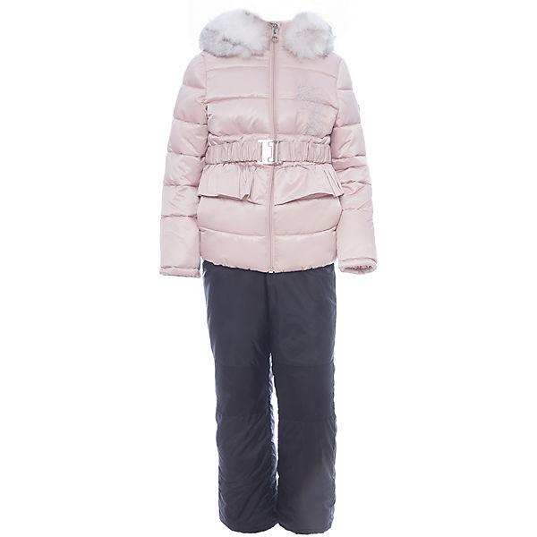 Комплект: куртка и полукомбинезон BOOM by Orby для девочки