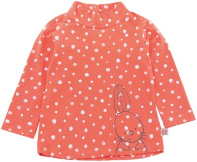 Водолазка Sweet Berry для девочки - оранжевый