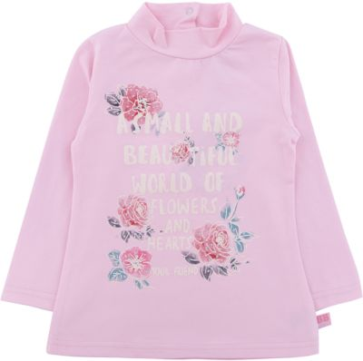 Водолазка Sweet Berry для девочки - розовый
