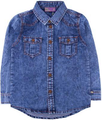 Рубашка Sweet Berry для мальчика - синий