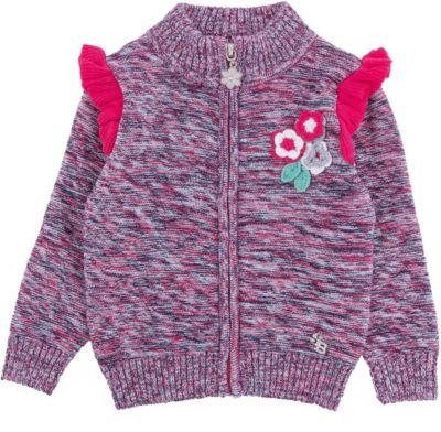 Жакет Sweet Berry для девочки - розовый