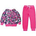 Комплект: толстовка и брюки Sweet Berry для девочки