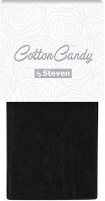 Колготки Steven для девочки - черный