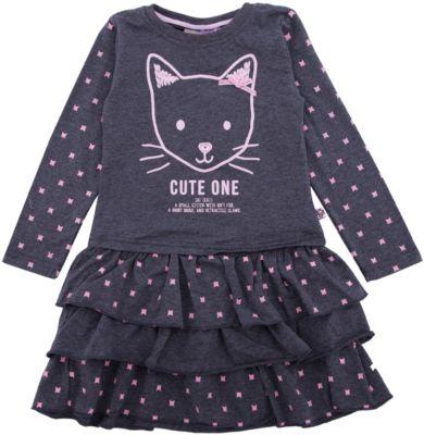 Платье Sweet Berry для девочки - серый