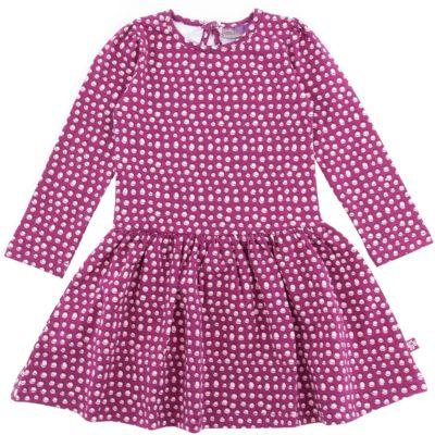 Платье Sweet Berry для девочки - лиловый