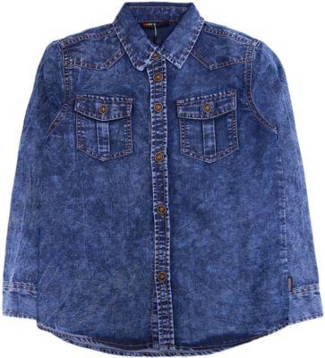 Рубашка Luminoso для мальчика - синий
