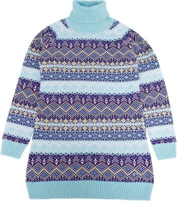 Платье Luminoso для девочки - голубой