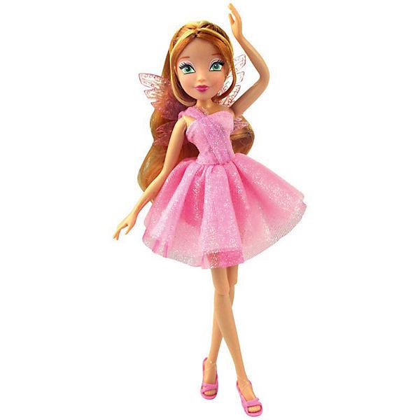 """Кукла Winx Club """"Мода и магия-4"""" Флора, 31,5 см"""