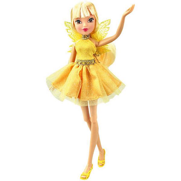 "Кукла Winx Club ""Мода и магия-4"" Стелла, 31,5 см"