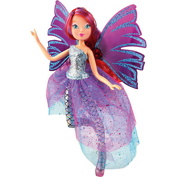 Winx Кукла Чудесная Сиреникс Блум