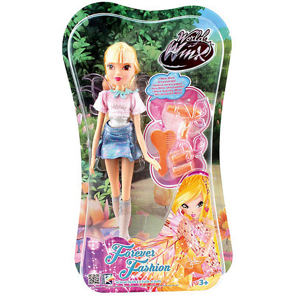"Кукла Winx Club ""WOW Лофт"" Стелла, 35 см"