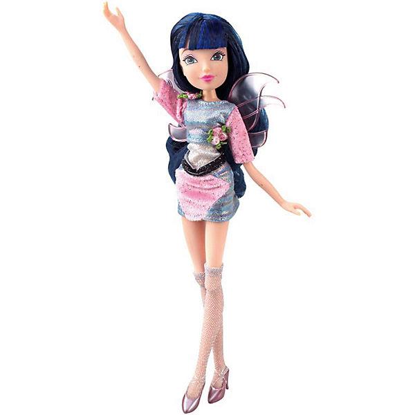 """Кукла Winx Club """"WOW Лофт"""" Муза, 35 см"""