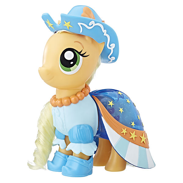"""Игровой набор Hasbro My Little Pony """"Сияние. Пони-модницы"""", Эпплджек"""