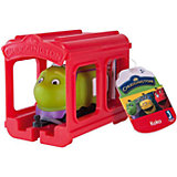 Паровозик Jazwares Chuggington, Коко с гаражом