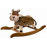Качалка I'm Toy Леопард