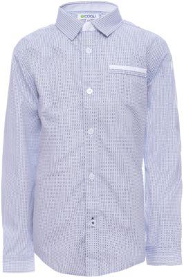Рубашка S'cool для мальчика - белый