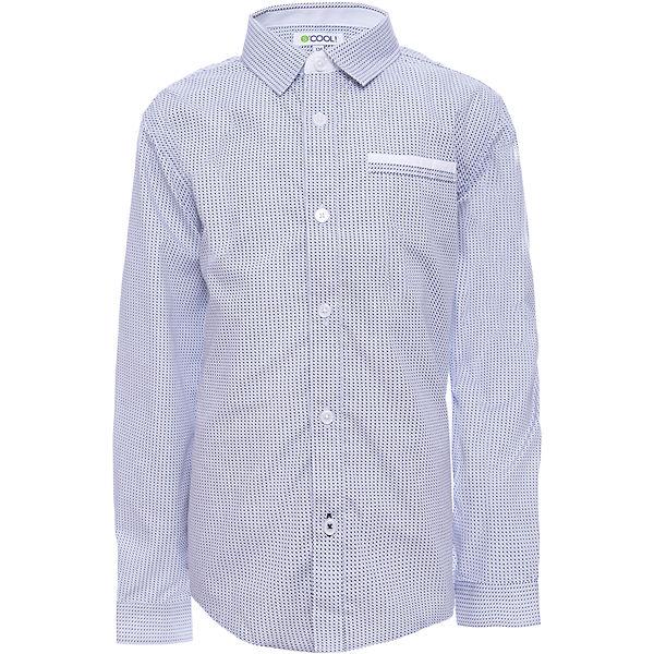 Рубашка S'cool для мальчика