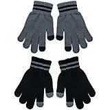 Перчатки S'cool 2 пары для мальчика