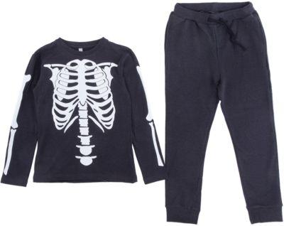 Комплект: футболка и брюки S'cool для мальчика - белый